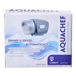 "24767 250x250 - Current USA Aquachef Programmable Automatic Fish Feeder (3""L x 5.25""W x 3""H)"