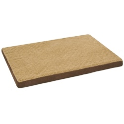 """Petmate Ortho Pet Bed Gusseted (38""""L x 27.5""""W x 2""""H)"""