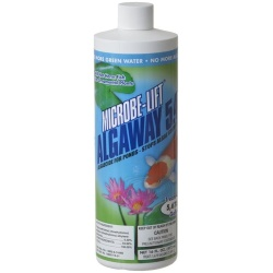 Microbe-Lift Algaway 5.4 for Ponds (16 oz [Treats 5,678 Gallons])