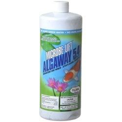 Microbe-Lift Algaway 5.4 for Ponds (32 oz [Treats 11,356 Gallons])