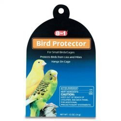 Ecotrition Pet Products Bird Cage Protector (Small Cages - .5 oz)