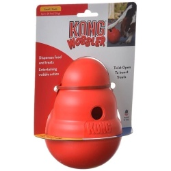 28898 250x250 - Kong Wobbler Dog Toy (Small [Dogs under 25 lbs])