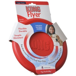"29069 250x250 - Kong Flyer Dog Disc (Regular - 9"" Diameter)"