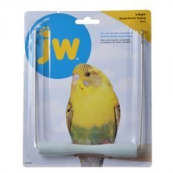 "30248 250x250 - JW Insight Sand Perch Swing (Medium [6.5"" x 5.5""])"