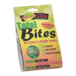 34787 250x250 - Nature Zone Total Bites for Feeder Insects (2 oz)
