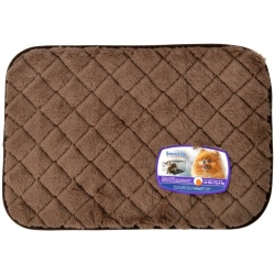 """37088 250x250 - Precision Pet SnooZZy Sleeper - Chocolate (X-Small 2000  [23"""" Long x 16"""" Wide])"""