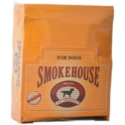 "40868 250x250 - Smokehouse Treats Pizzle Stix Dog Chews (12"" Long [100 Pack with Display Box])"