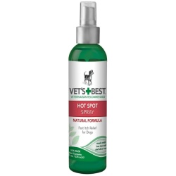 Vets Best Hot Spot Itch Relief Spray for Dogs (16 oz)