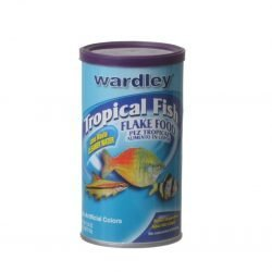 44321 250x250 - Wardley Tropical Fish Flake Food (1.95 oz)
