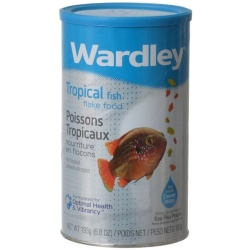 44324 250x250 - Wardley Tropical Fish Flake Food (6.8 oz)