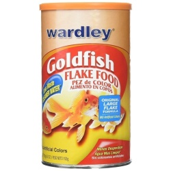 44336 250x250 - Wardley Goldfish Flake Food (6.8 oz)