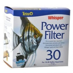 44696 250x250 - Tetra Whisper Power Filter (PF-30 [20-30 Gallon Aquariums])