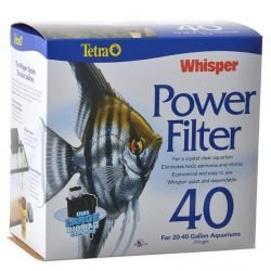 44699 250x250 - Tetra Whisper Power Filter (PF-40 [30-40 Gallon Aquariums])