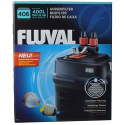 45227 250x250 - Fluval External Canister Filters - Series 6 (Fluval 406 [383 GPH - Up to 100 Gallons])