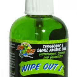 Zoo Med Wipe Out 1 - Small Animal & Reptile Terrarium Cleaner (4.25 oz)