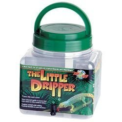 Zoo Med Dripper System (The Little Dripper - 70 oz Drip Water System)