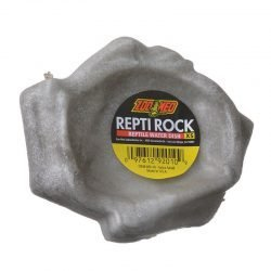 "Zoo Med Repti Rock - Reptile Water Dish (X-Small [4.5"" Long x 4"" Wide])"
