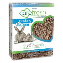 Carefresh Nesting Natural Small Pet Bedding (60 Liters)