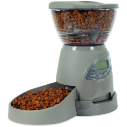 """Petmate Programmable Portion Right Pet Feeder (5 lb Capacity [14""""L x 10""""W x 15""""H])"""