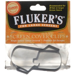 68132 250x250 - Flukers Screen Cover Clips (Large [Tanks 30+ Gallons])