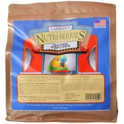 69532 250x250 - Lafeber Gourmet Nutri-Berries with Popcorn for Parrots (1 lb)