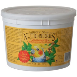 69553 250x250 - Lafeber Classic Nutri-Berries Cockatiel Food (4 lbs)