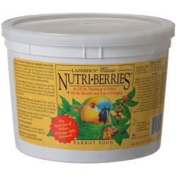 69565 250x250 - Lafeber Classic Nutri-Berries Parrot Food (3.25 lb Bucket)