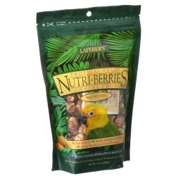 69595 250x250 - Lafeber Tropical Fruit Nutri-Berries Conure Food (10 oz)
