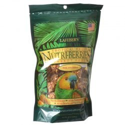 69598 250x250 - Lafeber Tropical Fruit Nutri-Berries Parrot Food (10 oz)