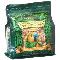 69601 250x250 - Lafeber Tropical Fruit Nutri-Berries Parrot Food (3 lbs)