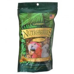 69604 250x250 - Lafeber Tropical Fruit Nutri-Berries Macaw & Cockatoo Food (10 oz)