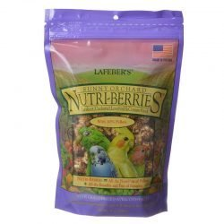 69610 250x250 - Lafeber Sunny Orchard Nutri-Berries Parakeet, Cockatiel & Conure Food (10 oz)