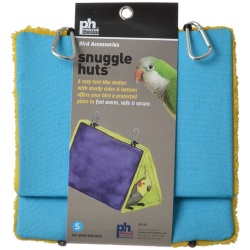 "Prevue Snuggle Hut (Small - 7""L x 4.25""W x 8.25""H - [Assorted Colors])"
