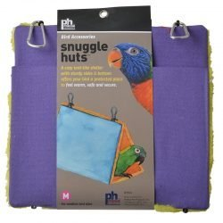 "71302 250x250 - Prevue Snuggle Hut (Medium - 9.75""L x 5.75""W x 10.5""H - [Assorted Colors])"