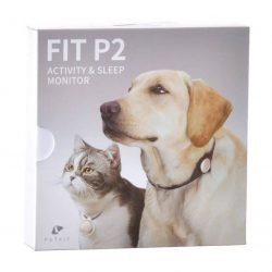 "71884 250x250 - PetKit Fit P2 Pet Activity Monitor - Gold (1.2"" Diameter)"