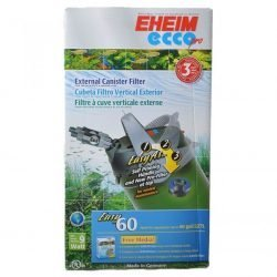 "72885 250x250 - Eheim Ecco Pro Easy External Canister Filter (158 GPH - Tanks up to 60 Gallons - [8""W x 13.9""H])"