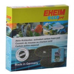 72921 250x250 - Eheim Ecco Pro Activated Carbon Foam Pad (3 Pack)
