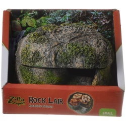 "75942 250x250 - Zilla Rock Lair for Reptiles (Small - [5""L x 5.5""W x 4""H])"