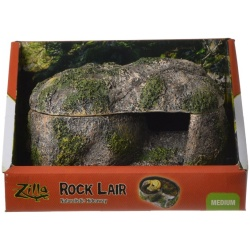 "75945 250x250 - Zilla Rock Lair for Reptiles (Medium - [5.75""L x 8.5""W x 5.25""H])"
