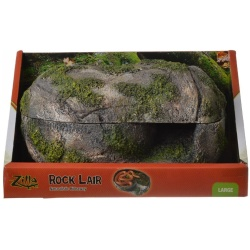 "75948 250x250 - Zilla Rock Lair for Reptiles (Large - [11""L x 8""W x 6""H])"