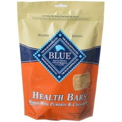 Blue Buffalo Health Bars Dog Biscuits - Baked with Pumpkin & Cinnamon (16 oz)