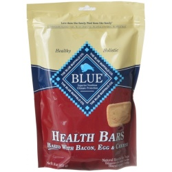 Blue Buffalo Health Bars Dog Biscuits - Baked with Bacon, Egg & Cheese (16 oz)