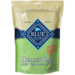 Blue Buffalo Health Bars Dog Biscuits - Baked with Apples & Yogurt (16 oz)