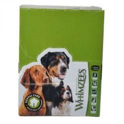 Whimzees Natural Dental Care Stix Dog Treats (Large - 50 Pack - [Dogs 40-60 lbs])