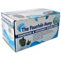 81826 250x250 - Danner Fountain Pump Magnetic Drive Submersible Pump (SP-530 [530 GPH] with 6' Cord)