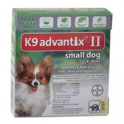 85289 250x250 - Advantage K9 Advantix II - Small Dog (4 Pack)