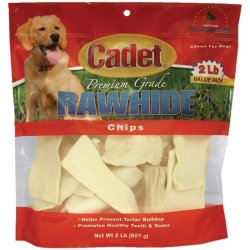 cadet rawhide chips 2 pounds 250x250 - Cadet Rawhide Chips 2 pounds