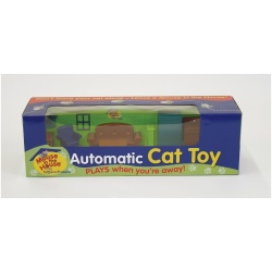 """CatDancer Mouse in the House Cat Toy 17.5"""" x 5.5"""" x 5"""""""