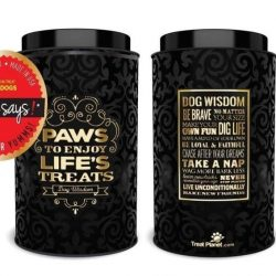 etta says gift tin small freeze dry beef liver 16oz 1 250x250 - Etta Says! Gift Tin Small Freeze Dry Beef Liver 1.6oz
