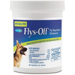 farnam flys off fly repellent ointment 7 ounces 250x250 - Farnam Flys Off Fly Repellent Ointment 7 ounces
